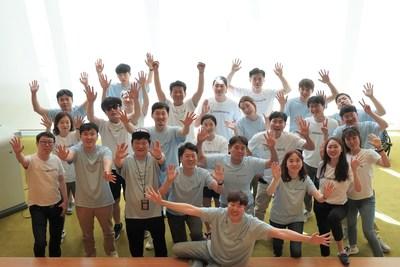 The bitsensing team (Picture credits: bitsensing Inc.)