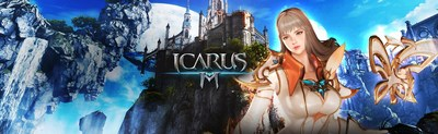 "Korean Publisher and Developer, VALOFE, plans to launch mobile MMORPG ""Icarus M: Riders of Icarus"" worldwide later this summer."