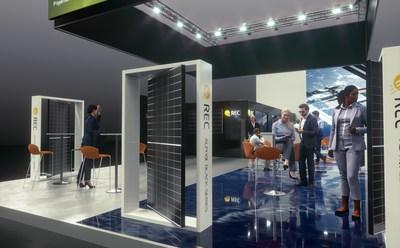 REC Virtual Booth