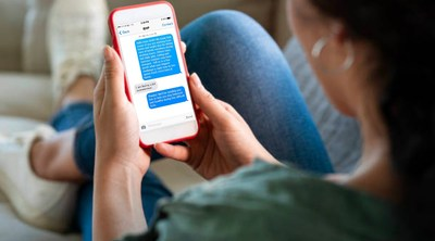 IEHP's Social Isolation Texting Program helped members establish routines, remain emotionally connected with friends, and foster healthy habits while staying home.