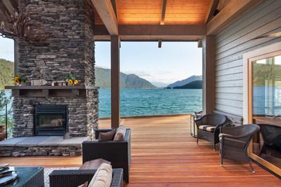 Redwood Deck Remodel Offers Seamless Indoor/Outdoor Living on Seamless Indoor Outdoor Living id=49986