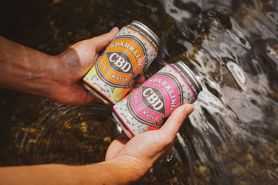 Colorado's Best Drinks (PRNewsfoto/Sparkling CBD)