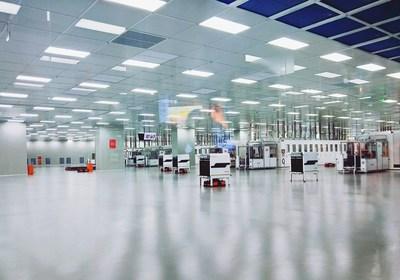 Tongwei intelligent factory, File photo/Xie Zhenyu (NBD)