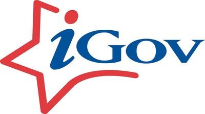 iGov Logo (PRNewsfoto/iGov)