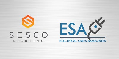 sesco lighting and electrical sales associates announce agreement