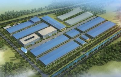 Pylontech new production plant layout