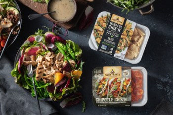 Sweet Earth Foods Announces Three New Plant-Based Mindful Chik'n™ Flavors