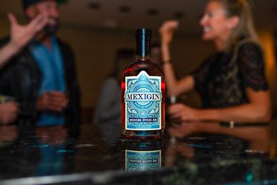 Mexigin Dark Spiced Gin