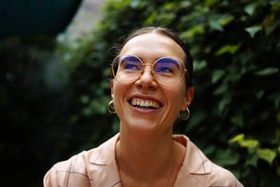 Ana Kirova, CEO of Feeld (PRNewsfoto/Feeld)