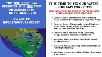 The Unfunded EAA Reservoir Will Not Stop Toxic Water Discharges Into The St. Lucie River