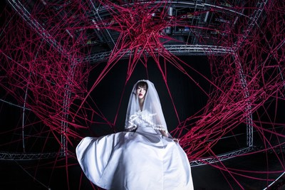 IMG 3543 - Renowned Japanese rope artist Hajime Kinoko will debut his first installation in AR as an NFT on Ethereum