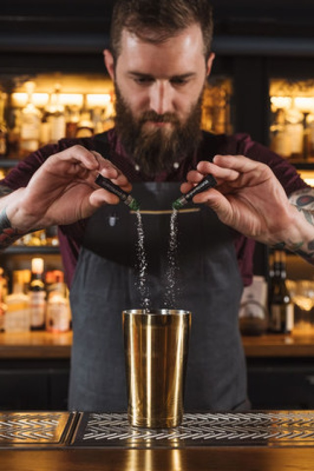 Introducing purejuana, the first THC Dry Spirit for Natural Cannabis Cocktails. Image Courtesy of Lively Spirits.