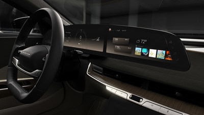 Lucid User Experience Reveal 13 - Intuitive, Effortless, and Elegant: Lucid UX, the User Experience for Lucid Air, is Revealed