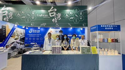 ICMD - Product Quality is of the Utmost Importance, Visitors to the ICMD Impressed by ICP DAS-BMP Medical Grade TPU