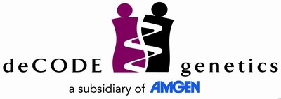deCODE genetics Logo