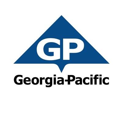 Georgia-Pacific logo. (PRNewsFoto/Georgia-Pacific Corp.)