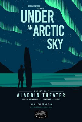 Oregrown sponsored the sold-out Portland premiere of Under An Arctic Sky at the Aladdin Theater on May 10.