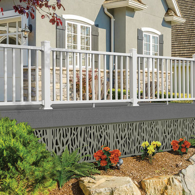 New allure™ Decorative Sheeting from Freedom® Outdoor ... on Fancy Outdoor Living id=78643