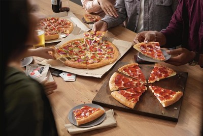 The Results Are In: Pizza Hut® Releases Pizza Party Stats ...