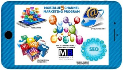 MobiBlue 5-Point Mobile Marketing Program