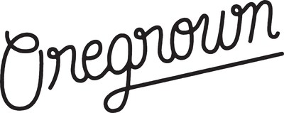 Oregrown Logo (PRNewsFoto/Oregrown)