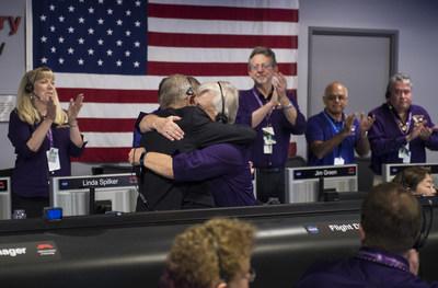 NASA's Cassini Spacecraft Ends Its Historic Exploration of ...