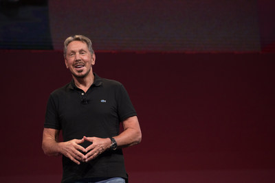 Larry Ellison - Oracle Debuts Revolutionary New Machine Learning Applications in Opening Keynote at Oracle OpenWorld 2017