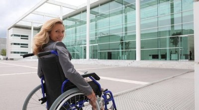 Wheelchair access is one of ADA primary areas.