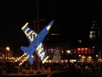 Celebrate A Magical Christmas In Annapolis And Anne