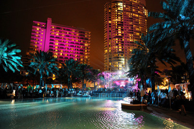 Fontainebleau Miami Beach celebrates New Year's Eve with Demi Lovato and KYGO.