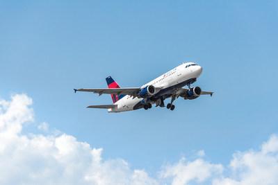 Delta Air Lines A319 (CNW Group/WestJet)