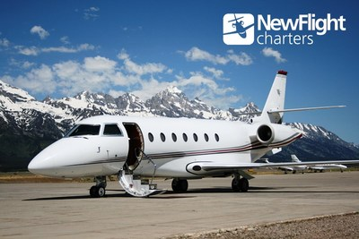 New Flight Charters, a nationwide leader in private jet charter, reports another increase to its credit ratings.