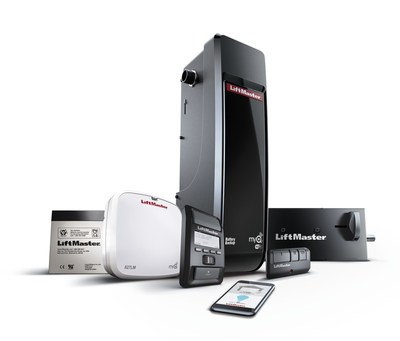 LiftMaster® Opens Up Possibilities with New Residential ... on Liftmaster Wall Mount  id=69369