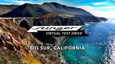 Kia Motors Launches 4D Virtual Test Drives for the All-New Stinger Sports Sedan