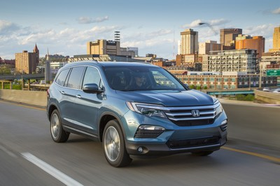 January 2018 sales of the Honda Pilot gained 61.8 percent as the brand's flagship SUV posted it's 5th straight month of sales increases.