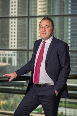 Mahdi Alsan, Director HR Middle East, Human Resources Middle East (PRNewsfoto/Philip Morris Management Service)
