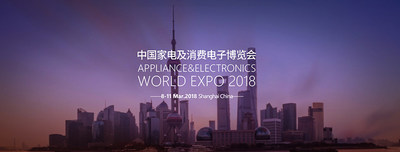 AWE 2018, an Appliance & Electronics Carnival in Asia.