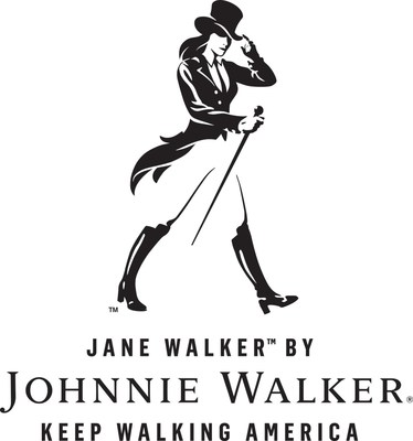 Johnnie Walker is proud to unveil Jane Walker, the first-ever female iteration of the brand's iconic Striding Man logo.