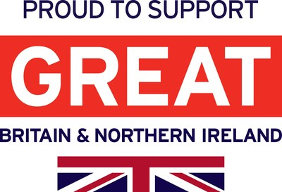 Proud to Support Great Britain and Northern Ireland