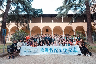 In May 2018 the Yibaifen Group visited University of Florence in Italy. They discussed the development of brand in China and Europe and the cultural diversity.