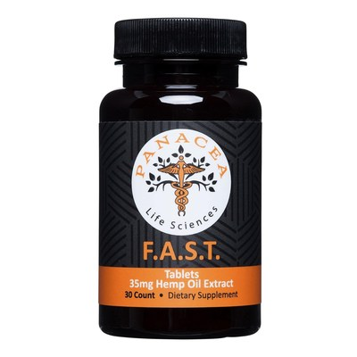 Panacea Launches Medical Grade Hemp Oil Sublingual Tablet - Panacea's F.A.S.T. tablet will be a game changer for those suffering from chronic pain.
