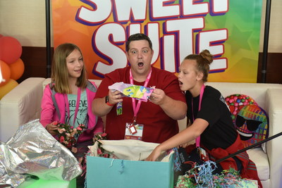 Attendees of The Toy Insider's annual Sweet Suite toy showcase event discover the hottest new items from top toy companies. This year's Sweet Suite will take place on Wednesday, July 11th in New York City.