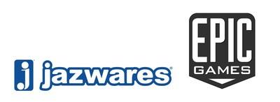 Jazwares X Epic Games (PRNewsfoto/Jazwares)