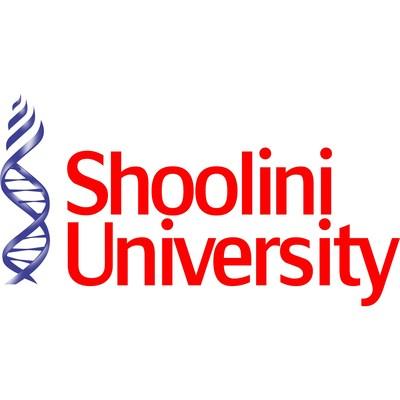 Shoolini_University_Logo