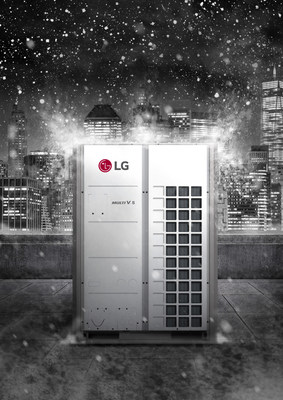 Unveiled at AHR Expo 2019, LG's Multi VTM 5 Now Features LGRED° Technology for Superior and Efficient Heating Down to -22°F.