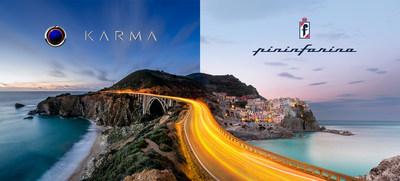Karma Automotive And Pininfarina Form Partnership