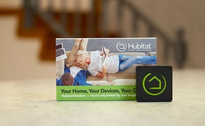 Hubitat Elevation Next-Generation Home Automation Hub Provides Users with a Smaller Form Factor and Built-in Zigbee and Z-Wave Radios.