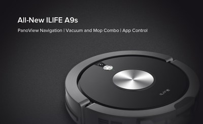 ILIFE A9s will launch at the AliExpress 328 Shopping Festival