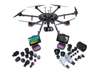 ICI Cameras, Sensors and Drone