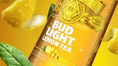 Bud Light Lemon Tea Arrives Just in Time for Summer